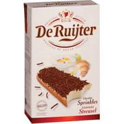 De Ruijter Dutch Chocolate Sprinkles Dark 14.1 oz