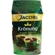 Jacobs Kroenung Coffee Whole Bean 17.6 oz