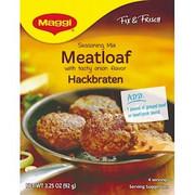 Maggi German Hackbraten Meat Loaf Mix 3.25 oz