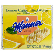 Manner Lemon Wafers 2.54 oz
