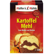 Mueller Muehle German Potato Starch for Baking 17.6 oz GMO free