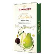 Schladerer Williams Pear Brandy Dark Chocolate Pralines