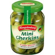 Hengstenberg Crunchy Mini Gherkins