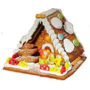 Pertzborn Original German Gingerbread House Kit