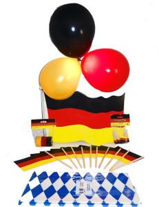 German Party Decoraton Kit