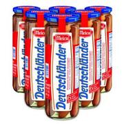 Meica Deutschlaender Sausages, 6 bottles