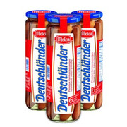Special Offer! Meica Deutschlaender Sausages, 3 bottles