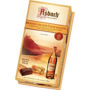 Asbach Dark Chocolate Squares with Brandy 8.8  oz