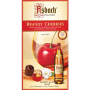 Asbach Dark Chocolate Brandy Pralines with Cherry 3.5 oz