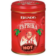 Bende Hungarian Hot Paprika in Tin 8 oz.