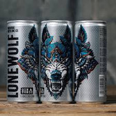 Lone Wolf Gin & Tonic (12 x 250ml Cans)