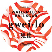 Gweilo Watermelon Ball Sour (24 x 330ml Btls)