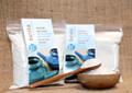 Baraka Mineral Sea Salt Rinse 8 oz & 16 oz resealable bag