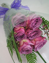 Buy The Bunch of Lavender Roses (On Sale!)