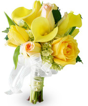 Mellow Yellow (Prom Bouquet)