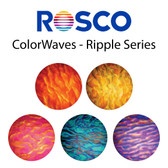 Rosco ColorWaves Ripple Series