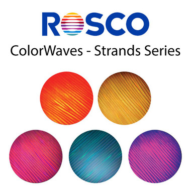 Rosco ColorWaves Strands Series