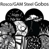 Rosco & GAM Gobos