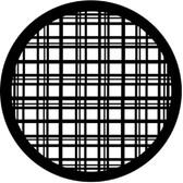 77424 Plaid Breakup Gobo
