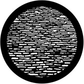 78452 Slate Roof Breakup Gobo
