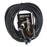 Accu Cable 3 Pin DMX - 100'