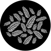 Rosco/GAM 77593 Ferns  Steel Gobo