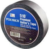 "Polyken 510 Gaffer Tape, 2""x55yds"