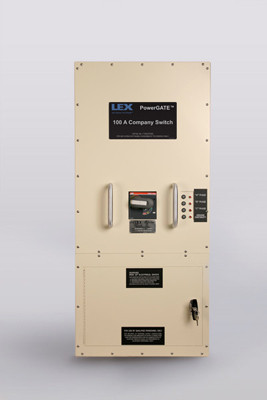Lex Company Switch - 400A, Type 1, Indoor