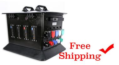 Lex 400 Amp 3 Phase Motion Picture Box DB400N2J6BC3BD-H1