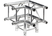 Global Truss SQ-4126, 1.64ft. (0.5m) 90 Degree Corner SQ-4126