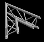 Global Truss TR-4086I, 3.28ft. (1.0m) 45 Degree Corner Apex In TR-4086I