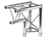 Global Truss TR-4088I, 1.64ft. (0.5m) 90 Degree Corner Apex In TR-4088I