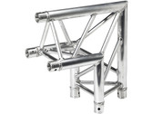 Global Truss TR-4088O, 1.64ft. (0.5m) 90 Degree Corner Apex Out TR-4088O