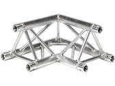 Global Truss TR-4088UD 1.64ft. (0.5m) 90 Degree Corner Apex Up/Down TR-4088UD