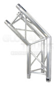 Global Truss TR-4090I, 1.64ft. (0.5m) 135 Degree Corner Apex In TR-4090I