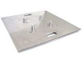 "Global Truss 30""x30"" Aluminum Base Plate BASE PLATE 30X30A"