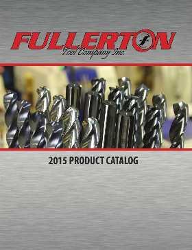 Fullerton Catalog 2014