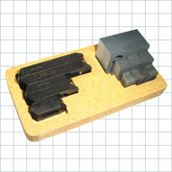CARRLANE STEP BLOCK AND CLAMP SET    CL-40-SBC