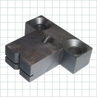 CARRLANE SERRATED FIXED EDGE CLAMP    CL-45-SFC