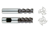 YG1 USA EDP # 95065 3 FLUTE REGULAR LENGTH 50 DEG HELIX JET-POWER CARBIDE 1/4 x 1/4 x 3/4 x 2-1/2