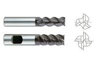 YG1 USA EDP # 95071 4 FLUTE REGULAR LENGTH 50 DEG HELIX JET-POWER CARBIDE 1 x 1 x 1-1/2 x 4