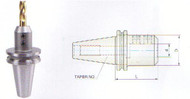 YG1 USA EDP # AH002B25 BT40 EM 1/4 G2.5/25000 RPM BALANCED HOLDER 1/4