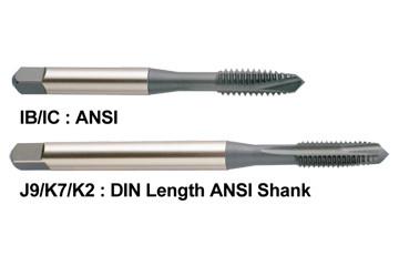 TiCN Plug Spiral Point Tap D4 M3.5-0.6