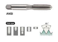 YG1 USA EDP # ZA287 ROLL FORM TAPS W/ OIL GROOVE TIN PLUG HSS-EX M5 - 0.8, D7