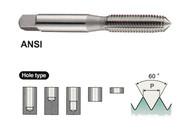 YG1 USA EDP # ZA369 ROLL FORM TAPS W/ OIL GROOVE TIN PLUG HSS-EX M8 - 1.25, D9