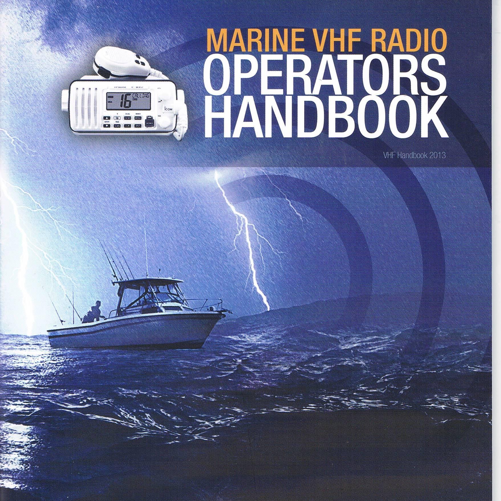 Operators Handbook - Buy Online - Click Here