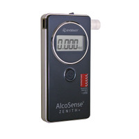The top of the range, most advanced personal breathalyser. Held to our highest standard, this unit has a powerful sensor with an accurate 3 decimal reading and lightning fast warm up time. Very sleek design, cutting edge technology and affordable price.