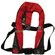 Designed with a Peninsular Chin support, to keep your airway well clear of the water whatever the conditions Attachment point for Crewsaver Surface Light Robust outer cover for durability UML MK5 Automatic or Halkny Roberts 840 Automatic operating heads Centre buckle adjuster Oral Tube Whistle Reflective tape Lifting becket
