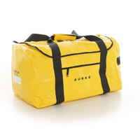 Burke Yellow 70L Waterproof Gear Bag