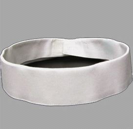 Cloth Fabric White Collar for Clergy